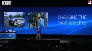 Intel Edison zeigt PC so groß wie eine SD-Card