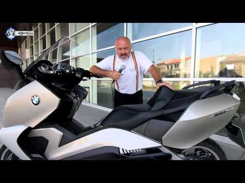 Video Prueba BMW C 650 GT - ARPEM, España, UE, 2013