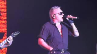 Рок-группа АлисА, АлисА - Предновогодний концерт (Москва, Yotaspace 18.12.16)