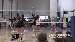 Bailey Fuches Highlights @ Open #3 Tournament