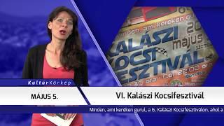 TV Budakalász / Kultúrkörkép / 2018.05.03.