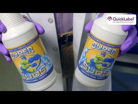 QuickLabel Kiaro! 100D Extra-Durable Inkjet Colour Label Printer