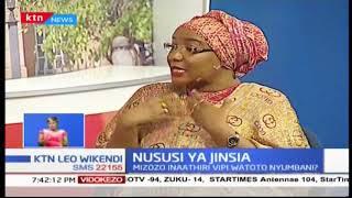 Nususi ya Jinsia: Mizozo inaathiri vipi watoto nyumbani