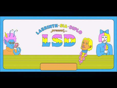 Labrinth, Sia & Diplo Present... LSD (Out 12 April)