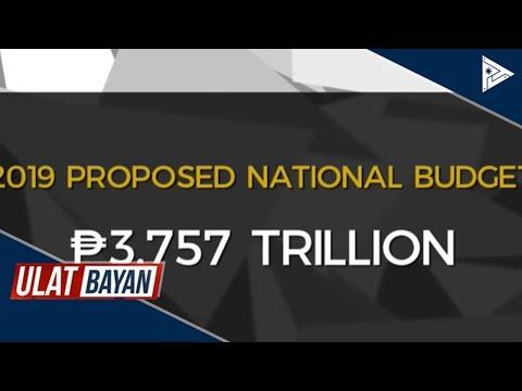 Proposed National Budget sa 2019, isusumite na ni Pangulong #Duterte sa Kongreso