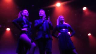 Кто же бросил лифчики?😂 Концерт Егора Крида в Санкт-Петербурге 25.03.2016