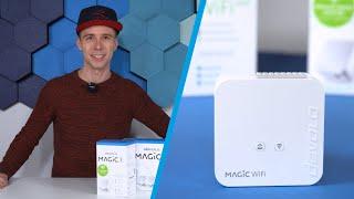 devolo Magic 1 WiFi mini: Vorstellung & Einrichtung des kleinsten WLAN-Powerline-Adapters der Welt