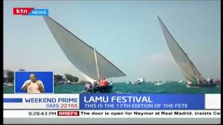 Lamu festival: 17th edition of cultural festival in Lamu on its third day