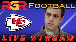 Chiefs Needs For Free Agency And NFL Draft - LIVE Stream | Kansas City Chiefs 2019 NFL Draft