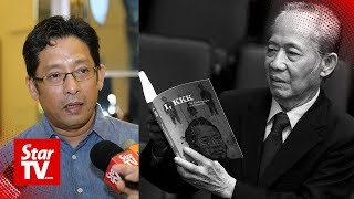 Dr Khoo Kay Kim's Work To Be Re-published