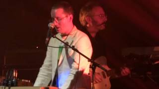 Alexis Taylor - Now There Is Nothing (HD) Live In Paris 2014