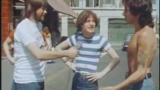 AC/DC Interview Bon Scott