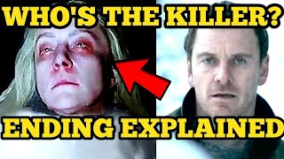 The Snowman (2017) Ending Explained