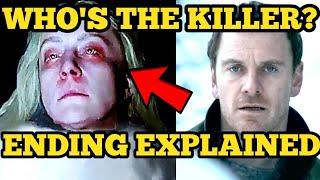 The Snowman Ending Explained