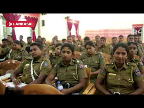 Killinochi-Traffic-Police-Seminar