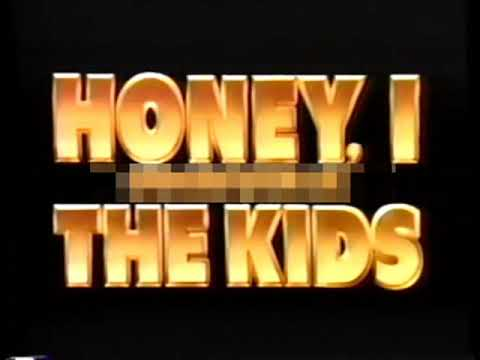[OC] I censored 'shrunk' from the trailer of 'Honey, I **** the kids'