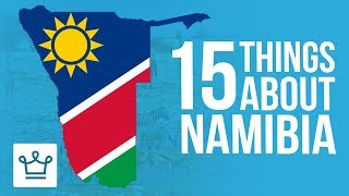 Gambar cover 15 Things You Didn't Know About Namibia