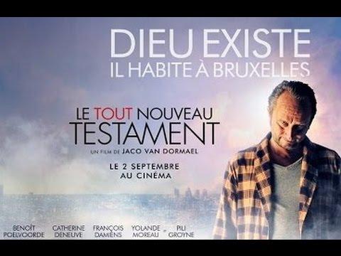 Le tout nouveau testament Le Pacte / Terra Incognita / Climax Films / Zack Films / Caviar
