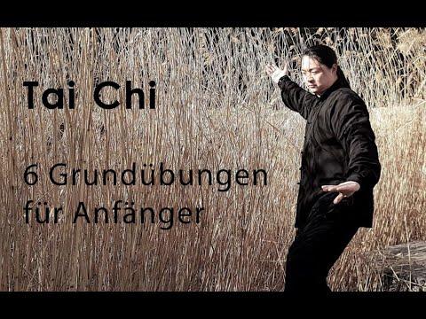 Tai Chi - 6 Grundübungen für Anfänger