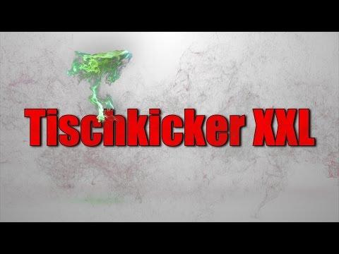 Tischkicker XXL