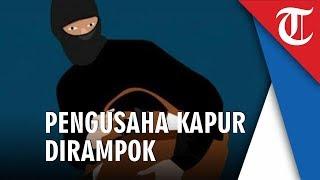 Pengusaha Kapur di Bolmong Dirampok, Dipukuli Bagian Kepala, Uang Rp2,1 Miliar Lenyap