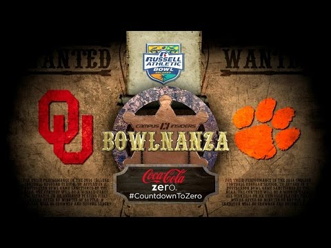 Russell Athletic Bowl: Oklahoma vs Clemson   CampusInsiders