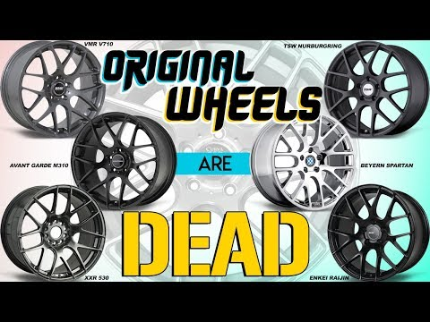 Are Wheels Original Anymore?