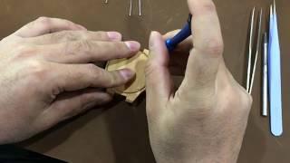 DIY BOBO BIRD Wooden Watch Assembly