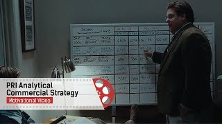 PRI | Analytical Commercial Strategy | Motivational Video