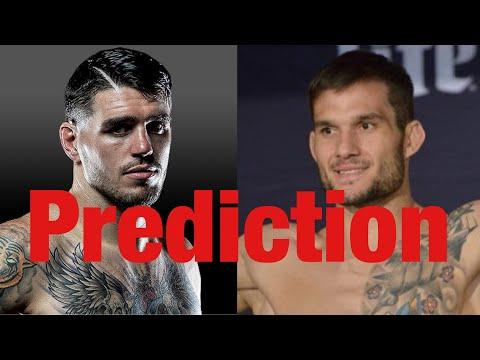 Emiliano Sordi Vs Chris Camozzi Pre Fight Prediction PFL 2021 Regular Season