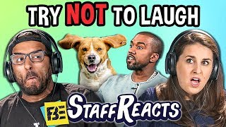 Try to Watch This Without Laughing or Grinning #12 (ft. FBE STAFF) - Video Youtube