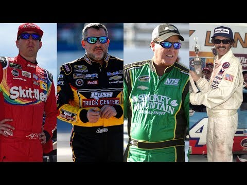 Chasing Greats: Busch ties Stewart, Hornaday and eyes Petty