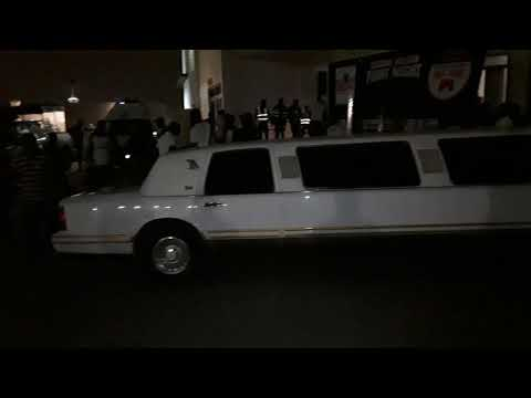 VIDEO: Azumah Nelson's limousine is all the motivation you need