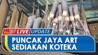 PON PAPUA: Puncak Jaya Art Sediakan Ratusan Koteka untuk Jadi Oleh-oleh