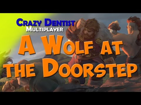 A Wolf at the Doorstep | Raven clan in 4v4 | Northgard