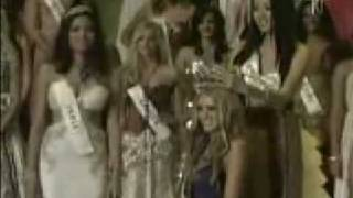 Miss World 2008  Crowning Moment