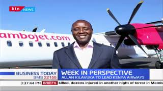 Allan Kilavuka to lead Kenya Airways as substantive CEO | Week in Perspective