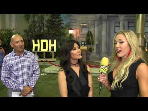 Julie Chen | Big Brother 19 Finale Interview | AfterBuzz TV Red Carpet