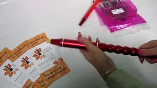 Шланг для кальяна силиконовый Euro Shisha HA-12 с разборным алюминиевым мундштуком, видеообзор 1