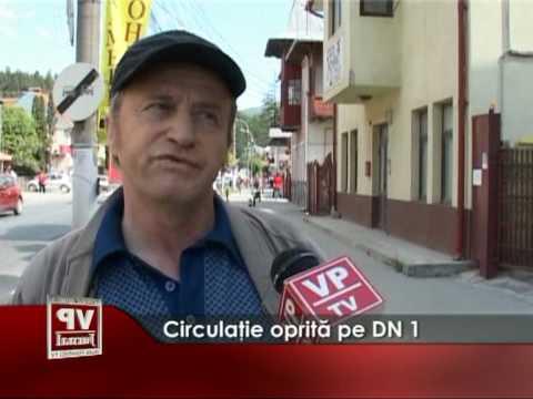 Circulaţie oprită pe DN1