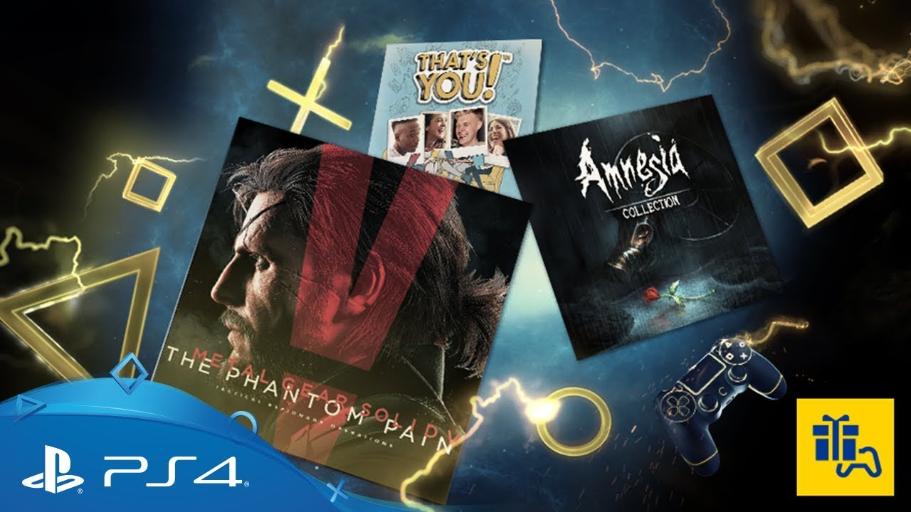 PlayStation Plus di Ottobre 2017