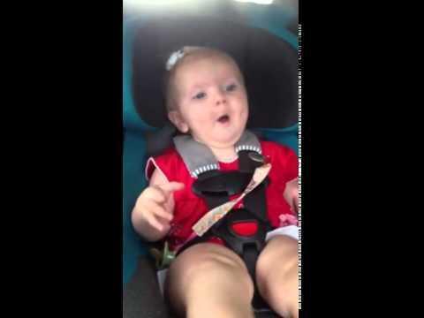 Baby hört bei IHREM Song auf zu quengeln