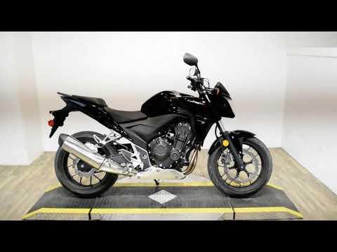 2014 Honda CB500F in Wauconda, Illinois - Video 1