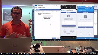 Login with Facebook in Xamarin Forms