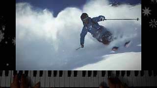 Modern Martina & KorgStyle - Падает Снег! Snow falls (Korg Pa 900) ItaloDisco  Clips