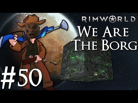 Rimworld 1.0 Transhumanist Colony | Part 50 | Mortar Combat