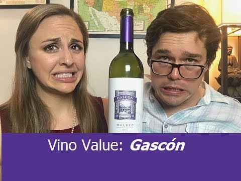 Vino Value: Gascón Malbec
