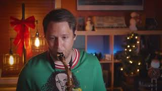 """Dave Pollack sounding incredible on his 10MFAN Alto Madness 5 Mouthpiece. """"Hark the Herald Angels"""""""