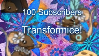 100 Subscribers Special: Transformice! ft. strausy11