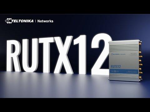 RUTX12 introduction video